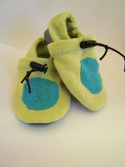 chaussons-souples-bio-vert-turquoise-20